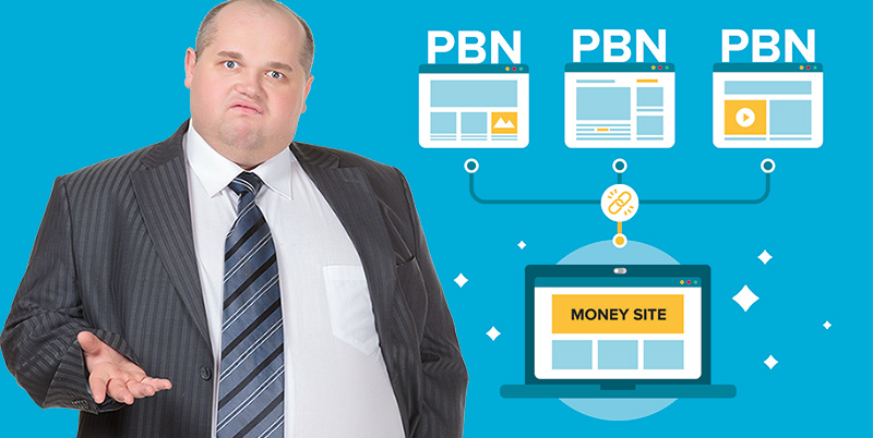 Fake backlinks will damage your website